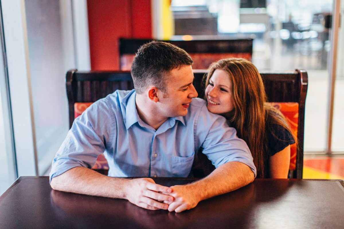 Blacksburg Virginia Engagement, Virginia Tech Engagement, Virginia Wedding Photographer