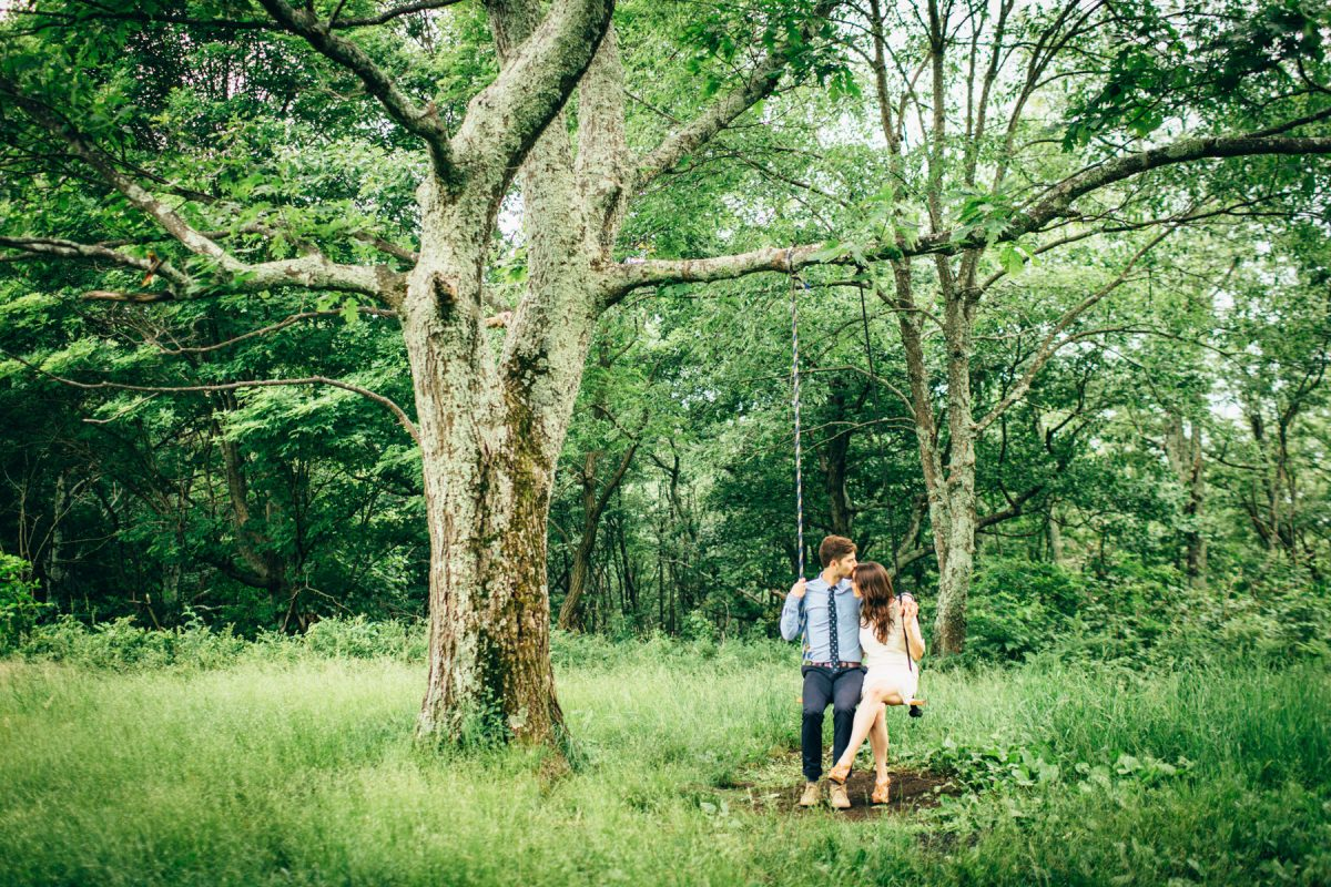 Virginia Engagement, Appalachian Trail Engagement, Cold Mountain Engagement, Mountaintop Engagement