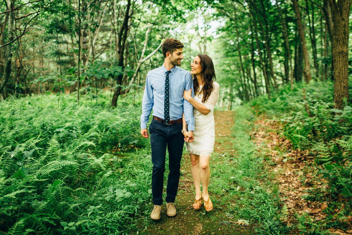 Virginia Engagement, Appalachian Trail Engagement, Cold Mountain Engagement, Mountaintop Engagement