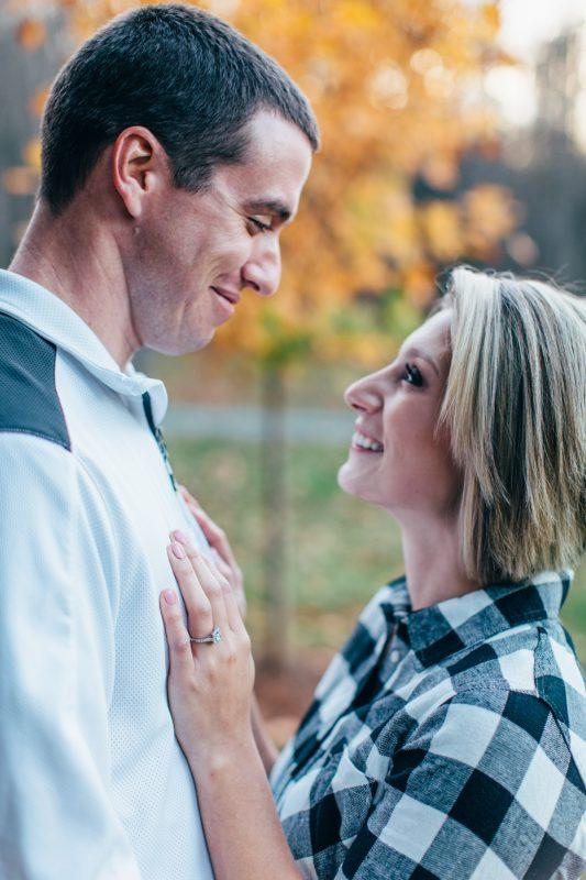 Charlottesville wedding photographer, Carter Mountain Engagement, Virginia Wedding Photographer