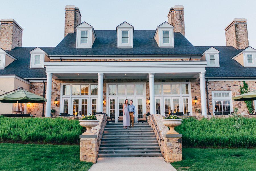 Salamander Resort Engagement, Middleburg Virginia Engagement, Northern Virginia Engagement