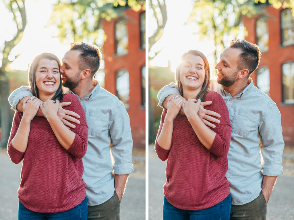 Richmond Wedding Photographer, Richmond Engagement, Libby Hill Park Engagement, Virginia wedding Photographer