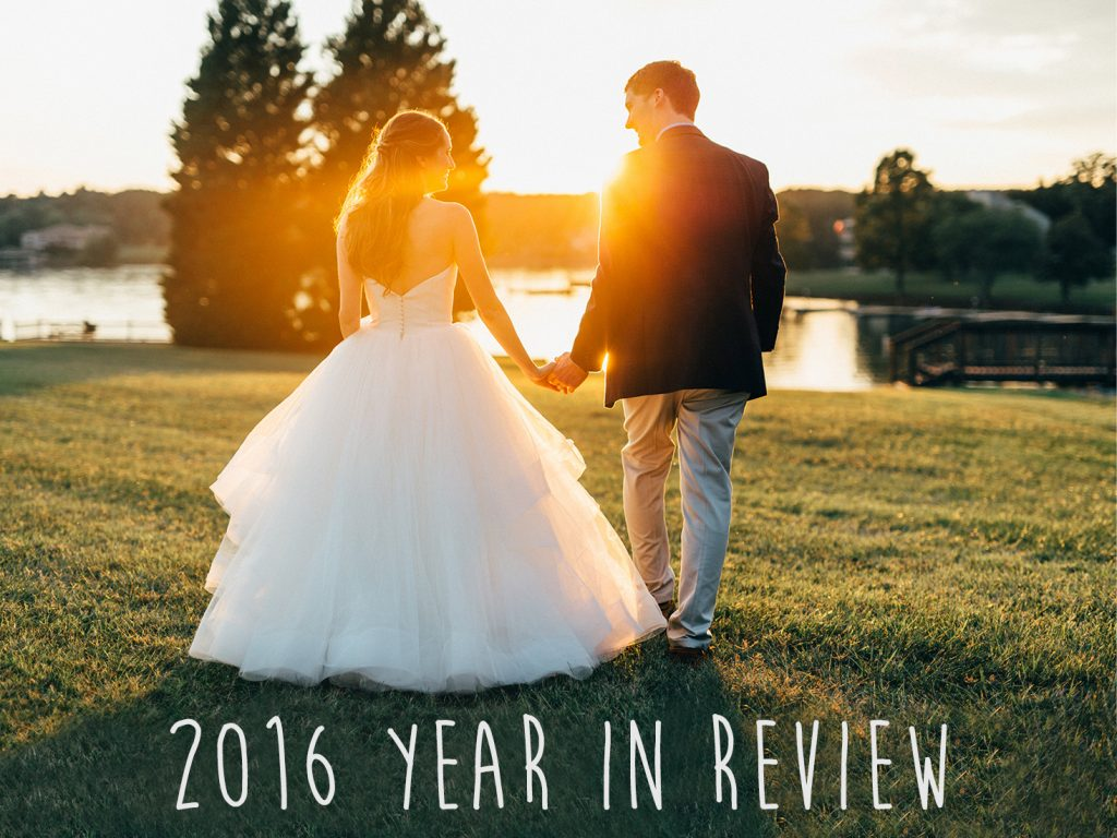 2016 Year in Review, virginia wedding photographer