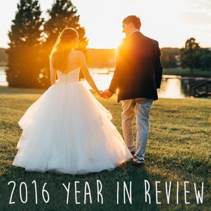 2016 Year in Review | Virginia Wedding Photographer