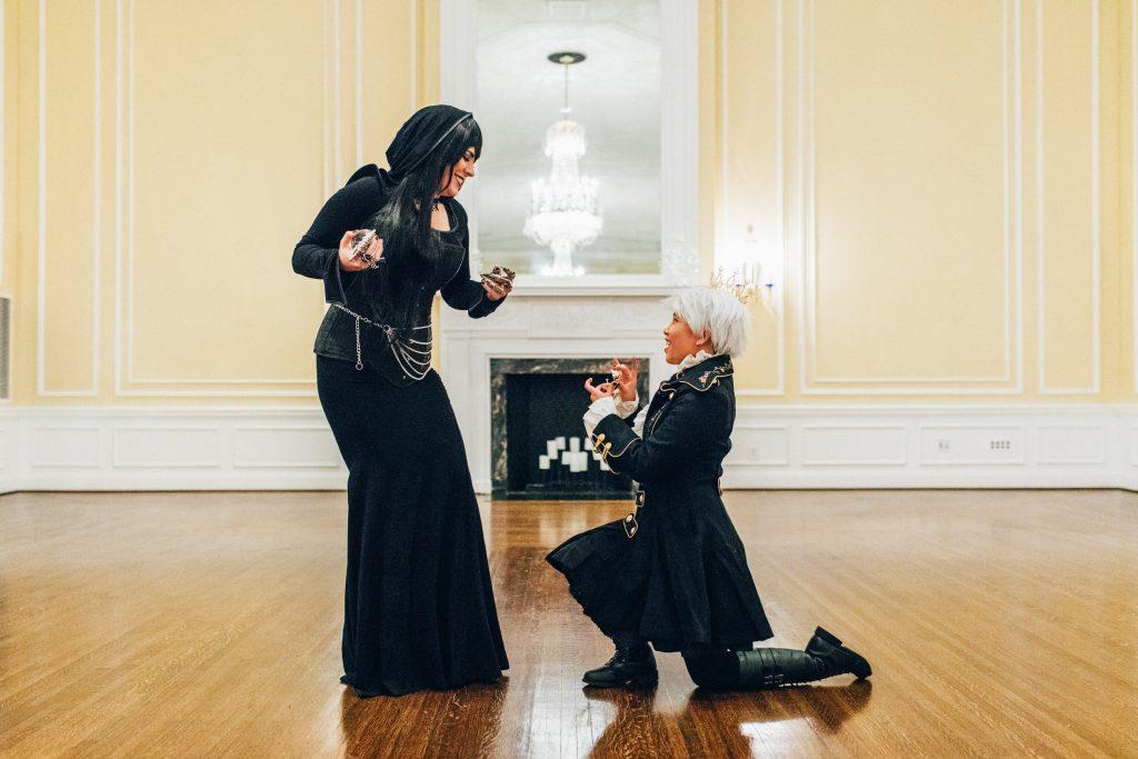 Patrick Henry Ballroom Proposal