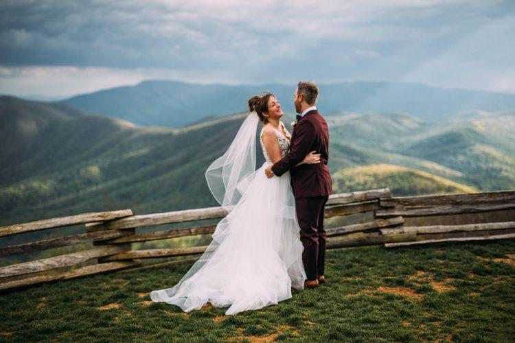 Wintergreen Wedding