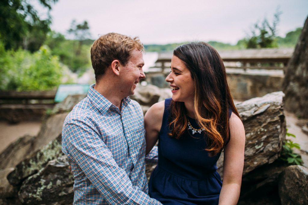 Great Falls Engagement Session, Virginia Wedding Photographer