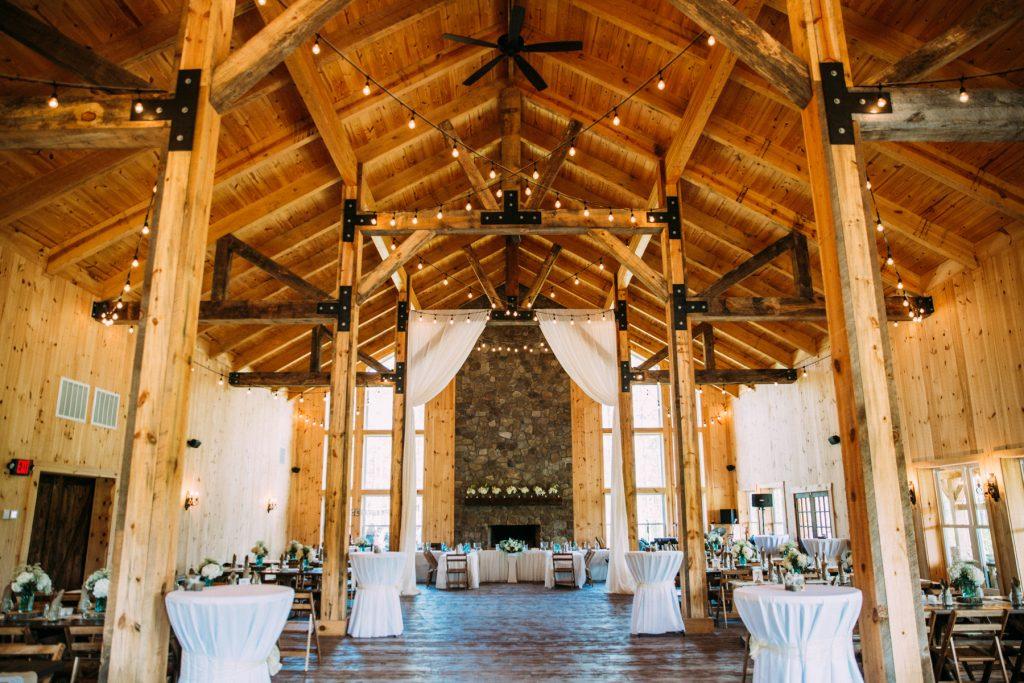 Barn At Timber Creek Wedding