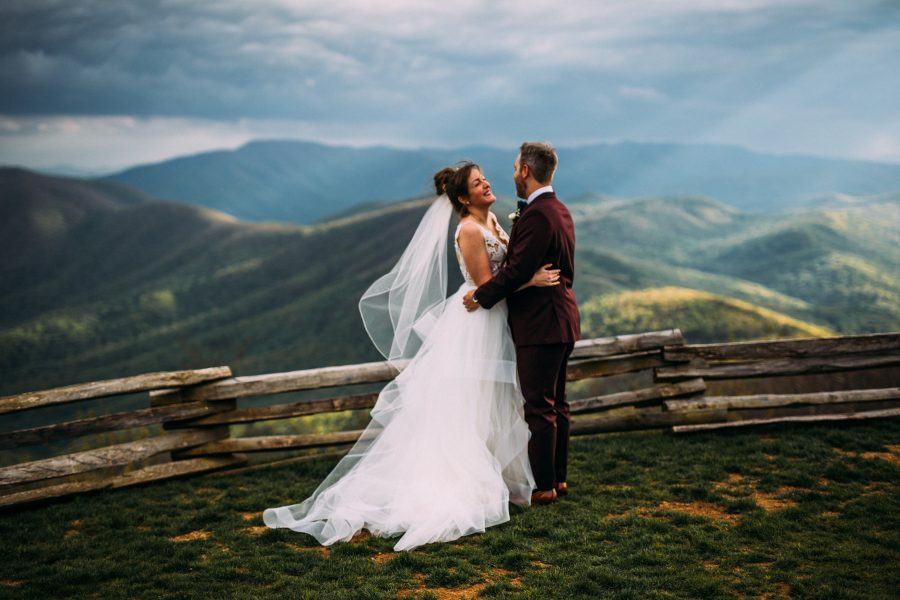 Wintergreen Resort Wedding | Wintergreen, Virginia | Lauren + Jody