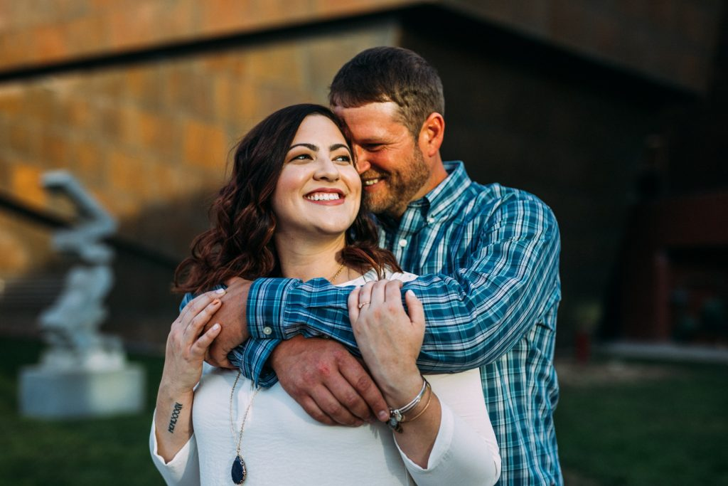 Downtown Roanoke Engagement, Roanoke Wedding Photographer