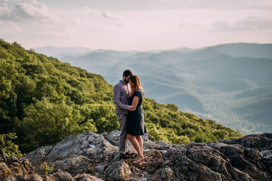 Ravens Roost Engagement | Lyndhurst, Virginia | Megan + Ben