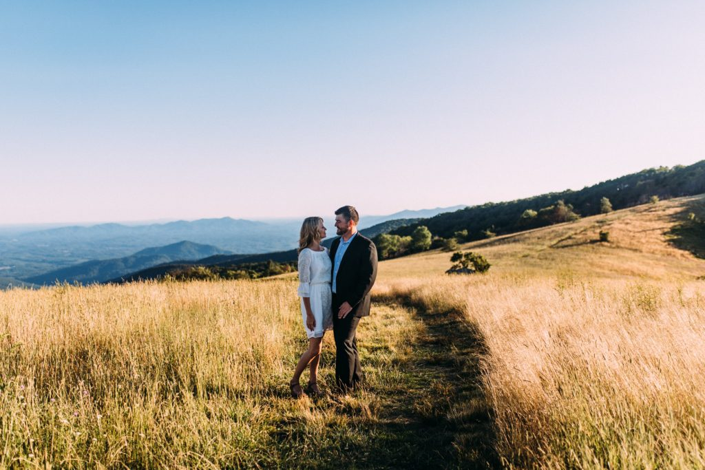 Cole Mountain Engagement