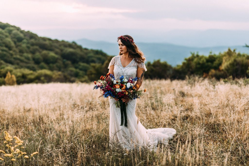 Cold Mountain Wedding