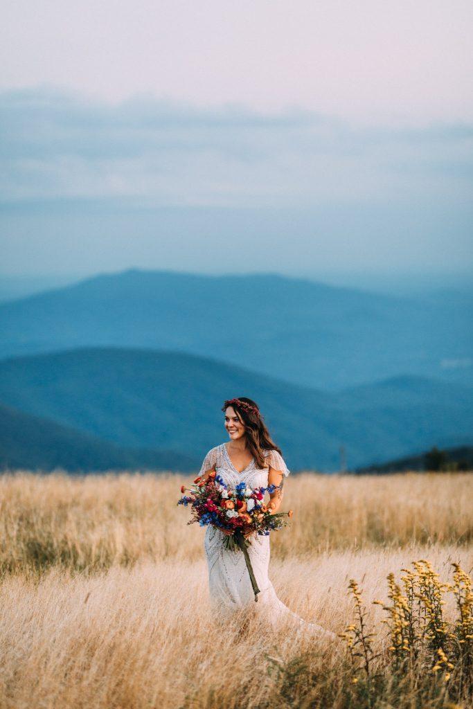 Cold Mountain Wedding