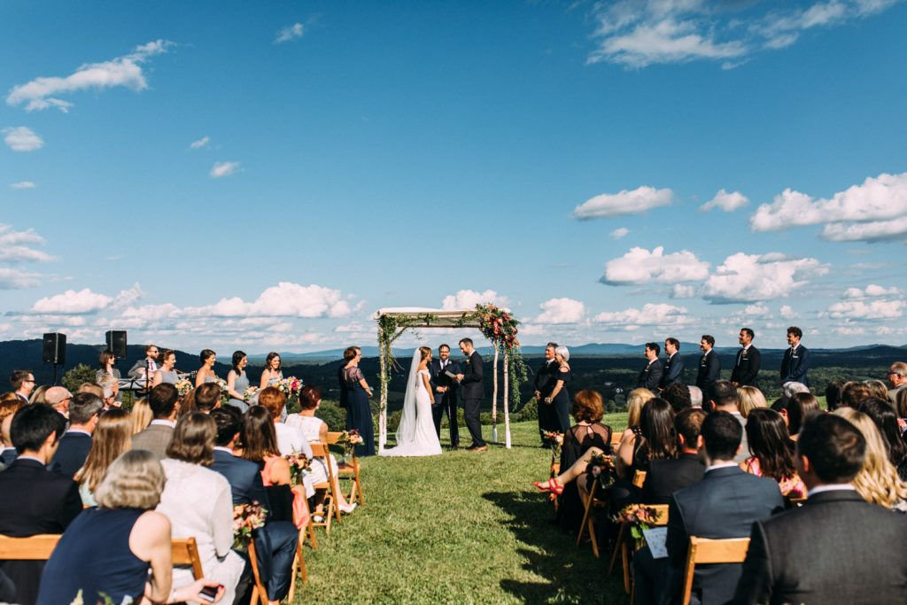 Grace Estate Winery Wedding