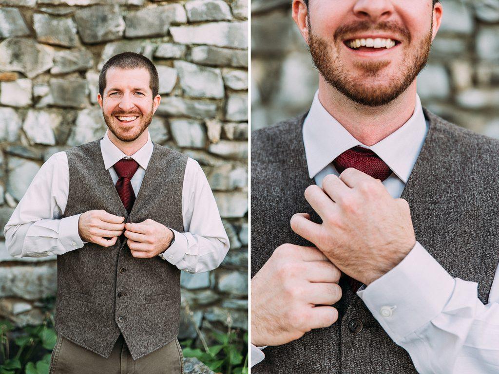 Melrose Caverns Wedding, Virginia Wedding Photographer