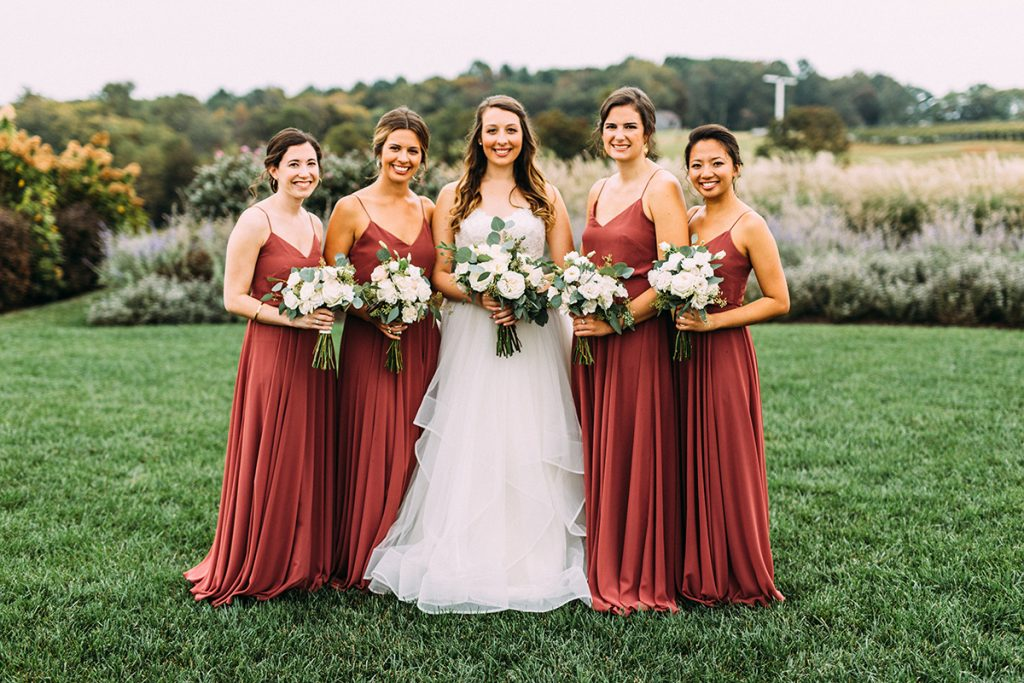 Early Mountain Vineyards Wedding