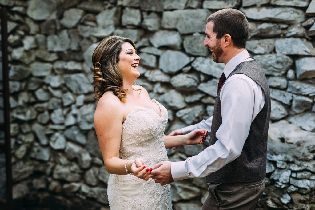 Melrose Caverns Wedding, Virginia Wedding Photographer
