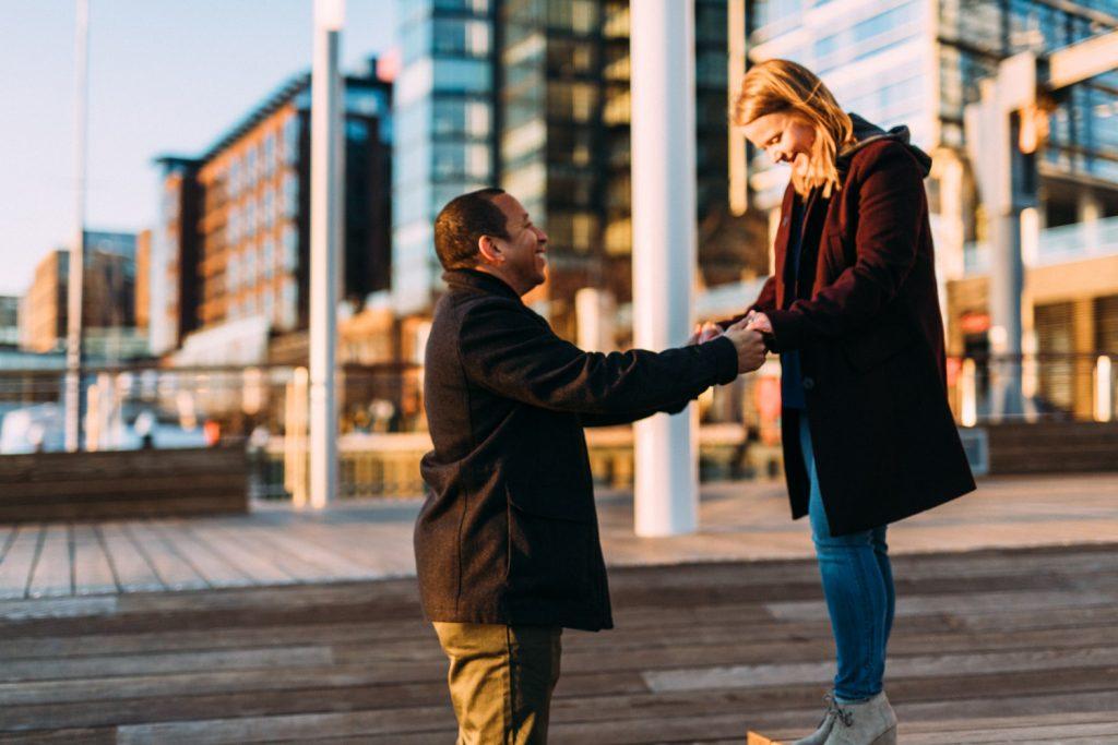 Wharf DC Engagement