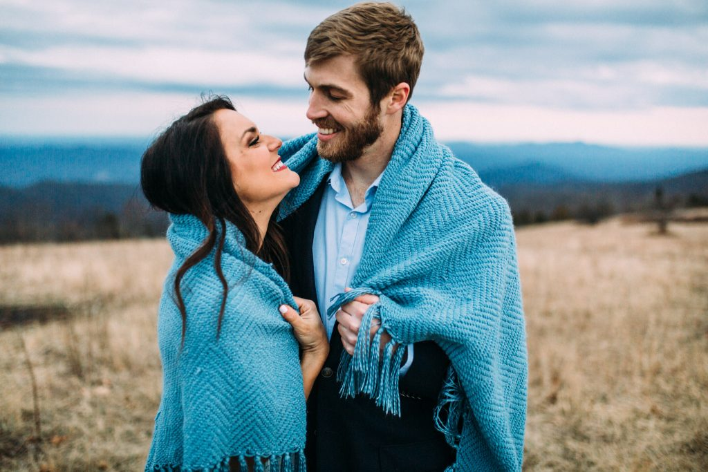 Cold Mountain Va Engagement
