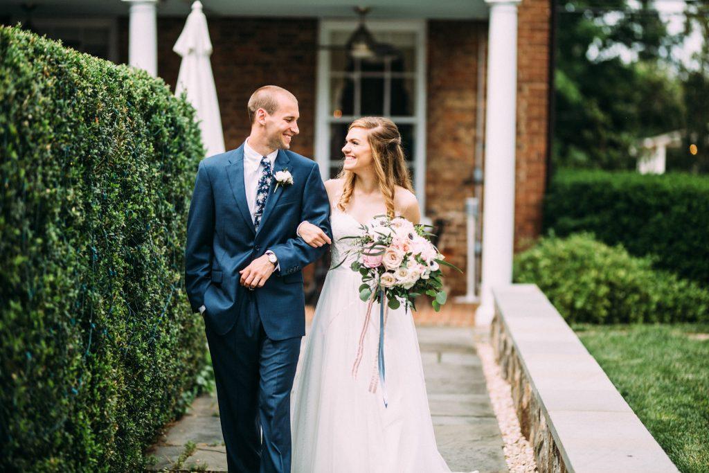 Thomas Birkby House Leesburg Wedding