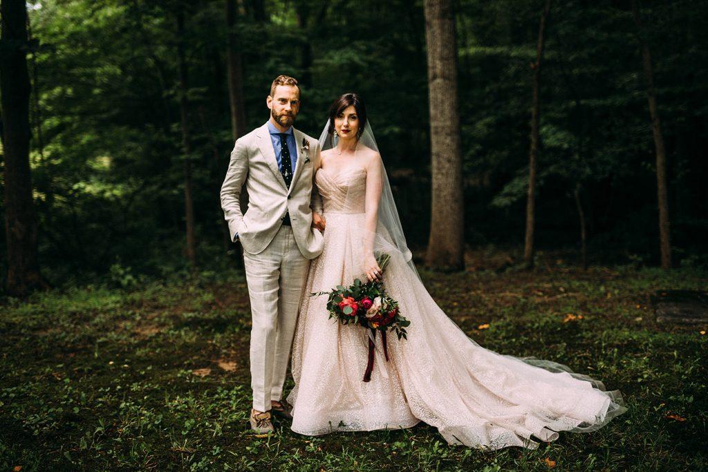 Berkeley Springs West Virginia Wedding