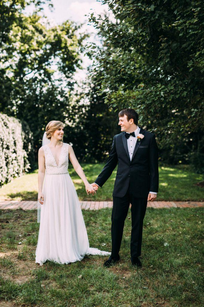 Birkby House Wedding