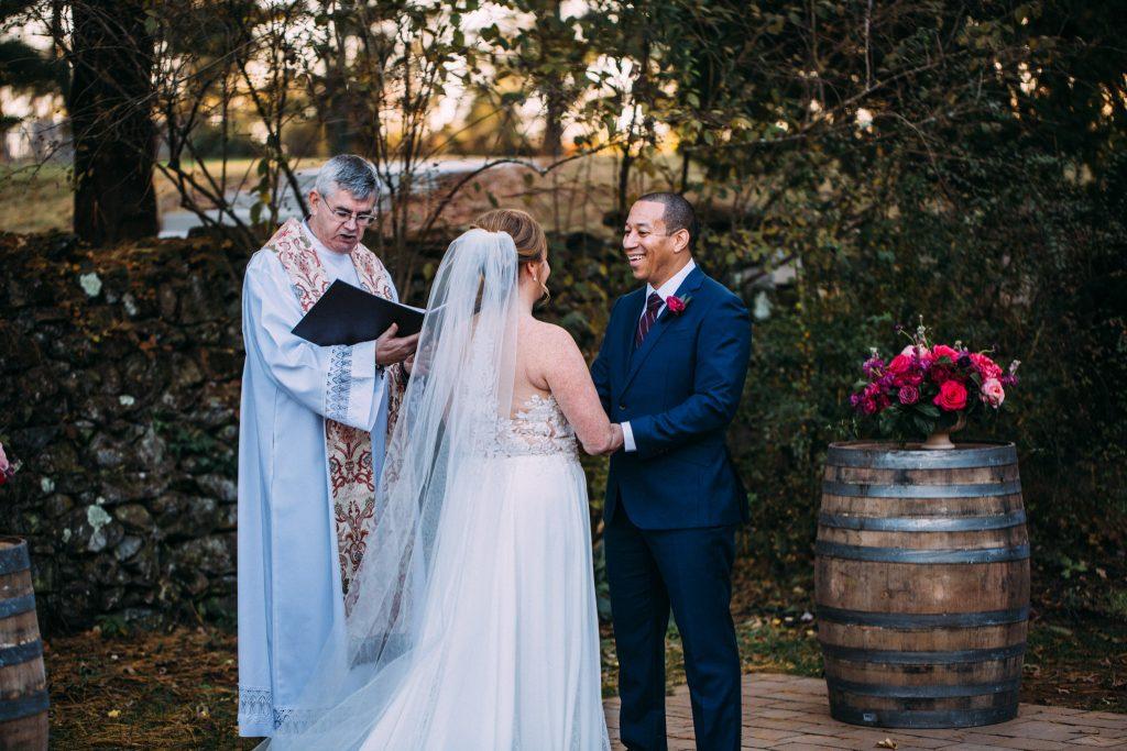 airlie va wedding