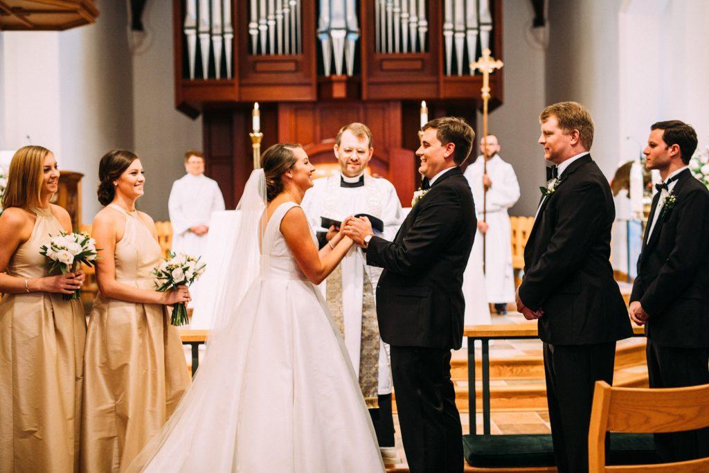 christ episcopal church roanoke wedding
