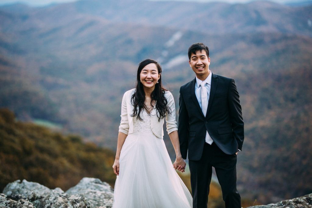 ravens roost overlook wedding