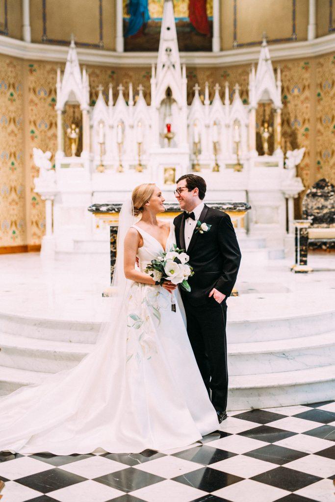 St. Andrews Catholic Church Wedding