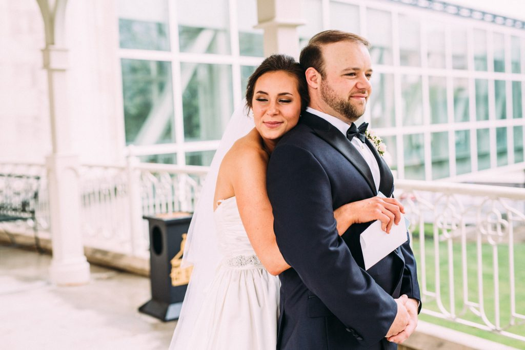 Hotel Roanoke wedding