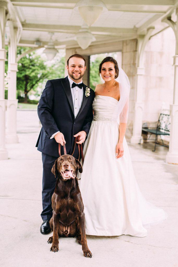 Hotel Roanoke wedding