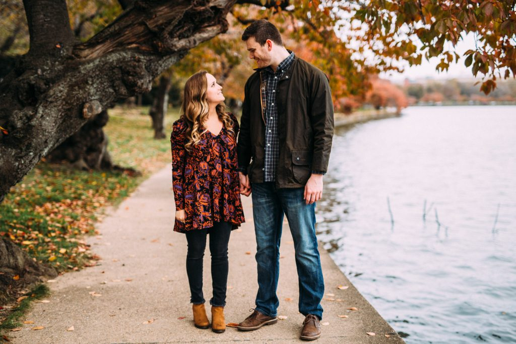 tidal basin engagement