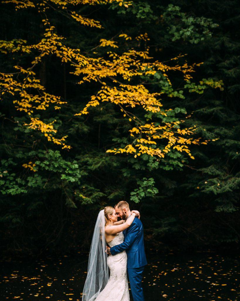 Pine Lake Trout Club Wedding