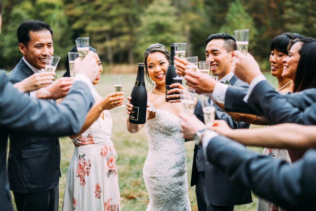 Wolf Trap National Park wedding