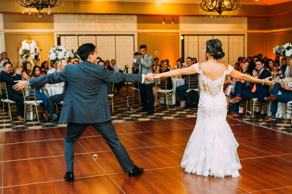 westwood country club wedding