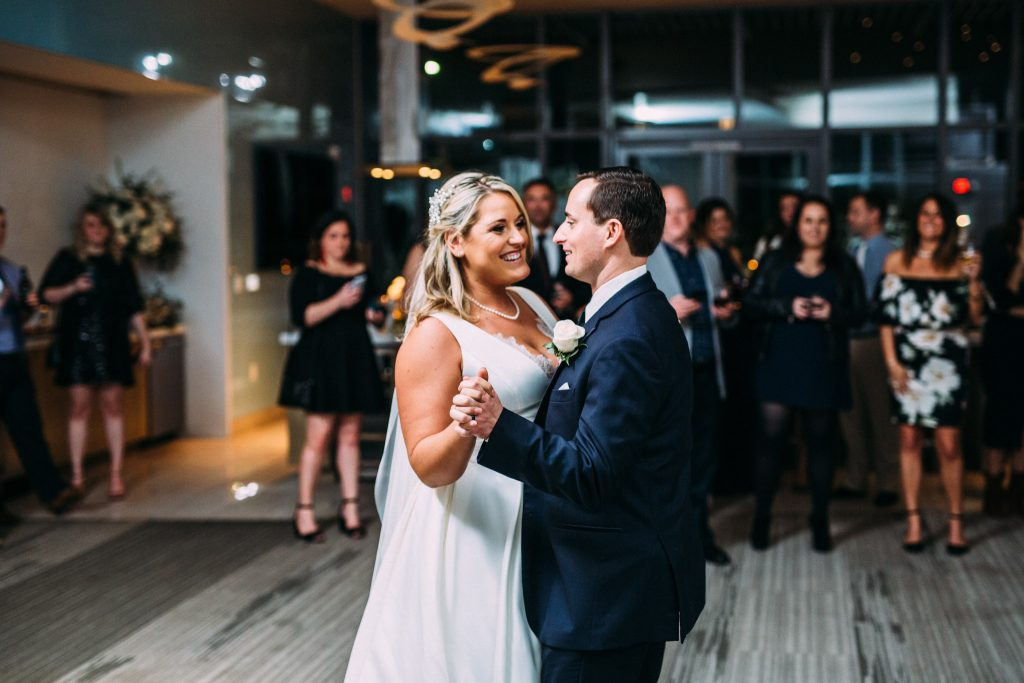 BLVD Reston Penthouse Wedding