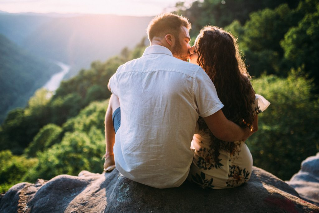 new river gorge engagement