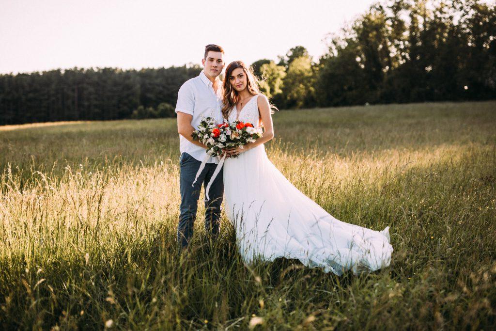 lynchburg styled elopement