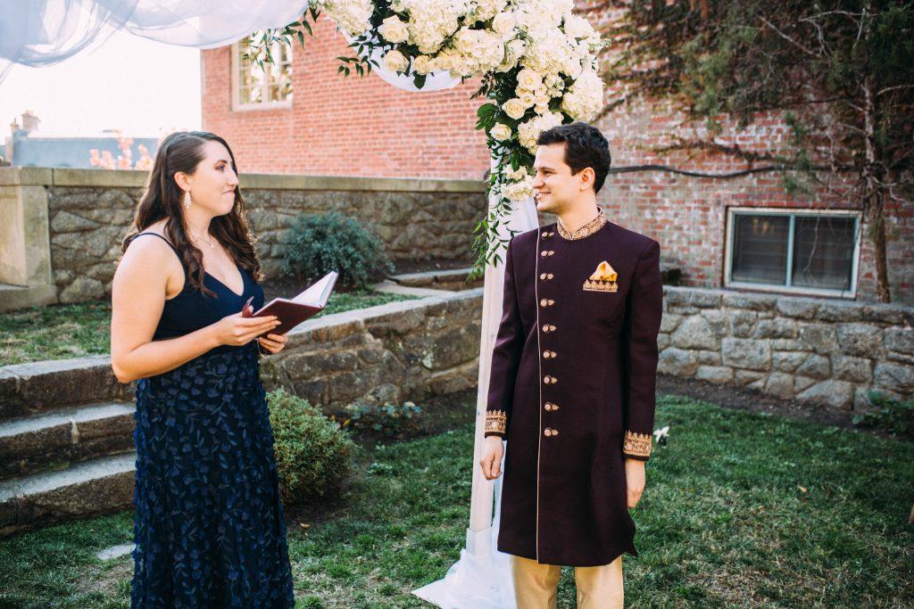 woodrow wilson house wedding