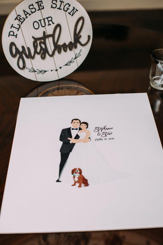 trump winery wedding