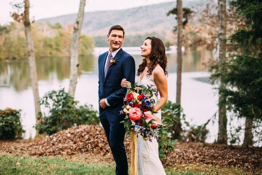 smith mountain lake wedding