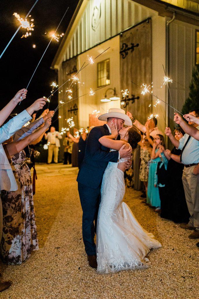 the seclusion lexington wedding